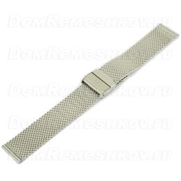 Браслет Inox Plus M-413-Steel/22